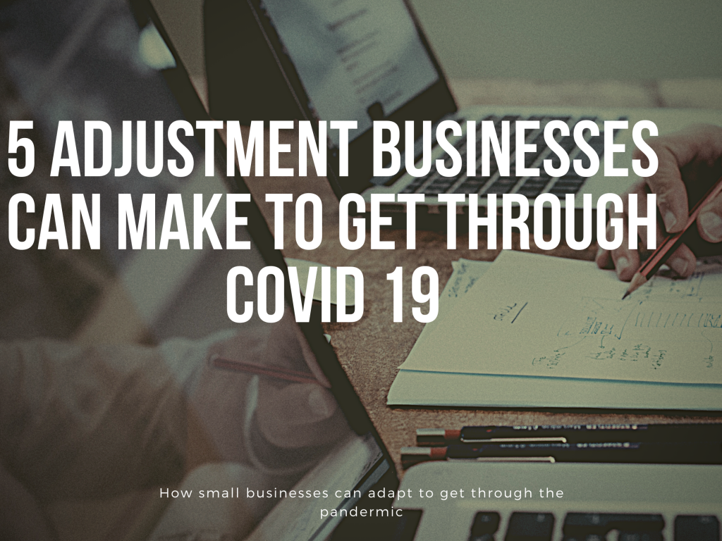 how small businesses get get through covid 19
